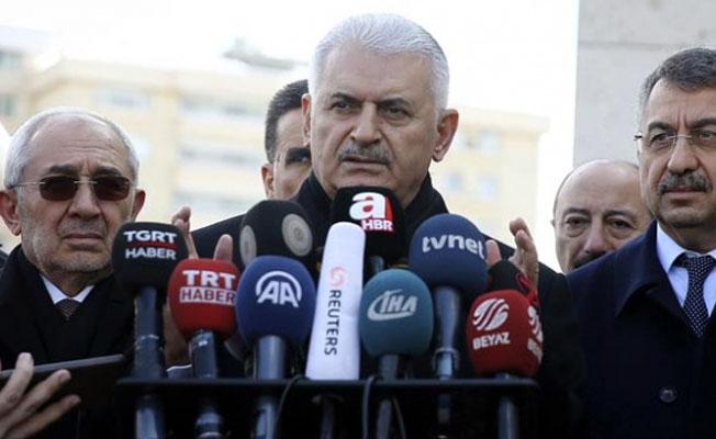Başbakan'dan flaş açıklama! Irak Hükümeti ile…