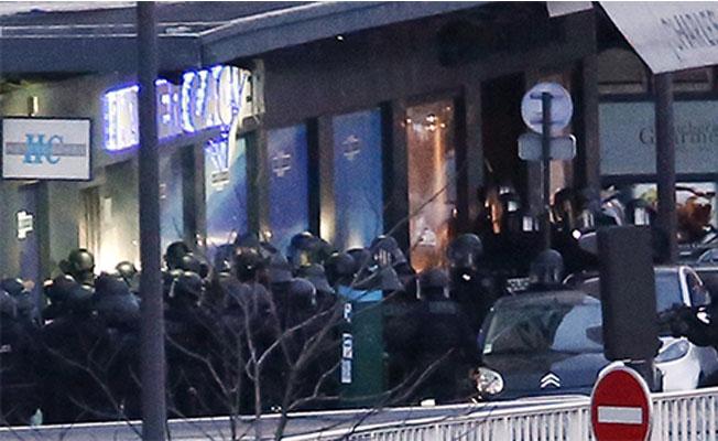 Fransa'da rehine krizi!