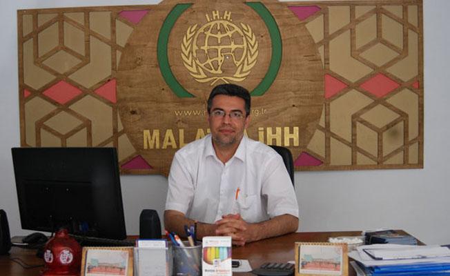 İHH Malatya Şube Başkanı Derin'den Doğu Guta Çağrısı
