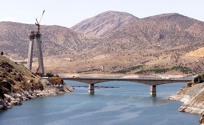 Kömürhan köprüsü ve tüneli 2019'da tamamlanacak