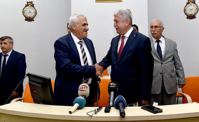 Malatya Büyükşehir'in yeni başkanı Polat oldu