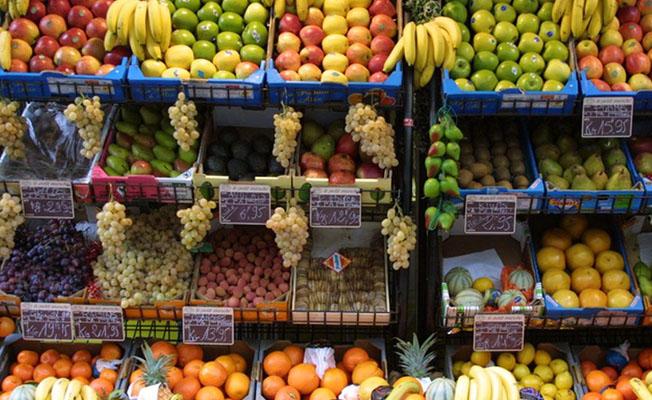 """Meyve ve sebze alışverişine """"cep""""ten denetim"""