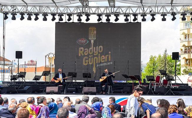 Radyo Günleri Malatya'da kutlanıyor