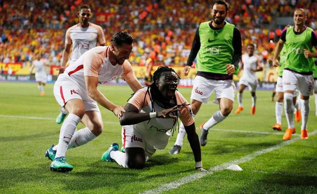 Süper Lig şampiyonu Galatasaray oldu