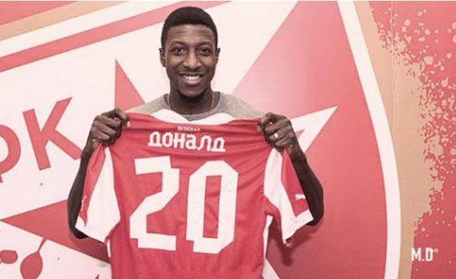 Evkur Yeni Malatyaspor, Hollandalı Mitchell Donald ile anlaştı