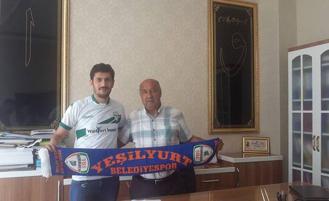 Yeşilyurt Belediyespor'da imza şov!