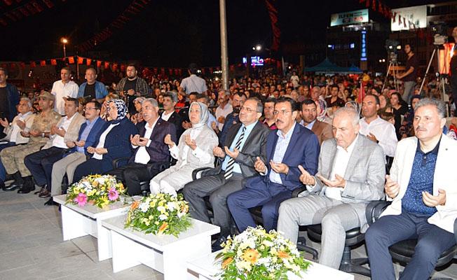 15 Temmuz 2. yıl dönümünde Malatya'da etkinliklerle anıldı