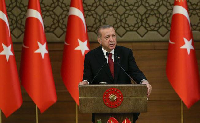 Erdoğan, yeni kabineyi açıkladı