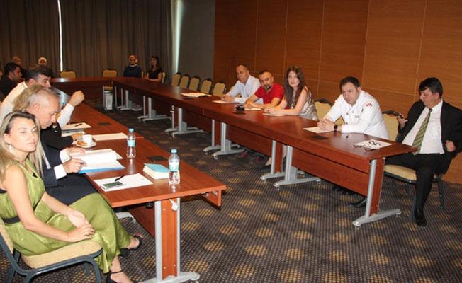 100 katılımcıya 7 günlük eğitim semineri