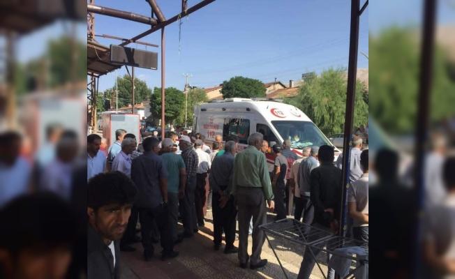 Doğanşehir'de kaza: 2 yaralı!