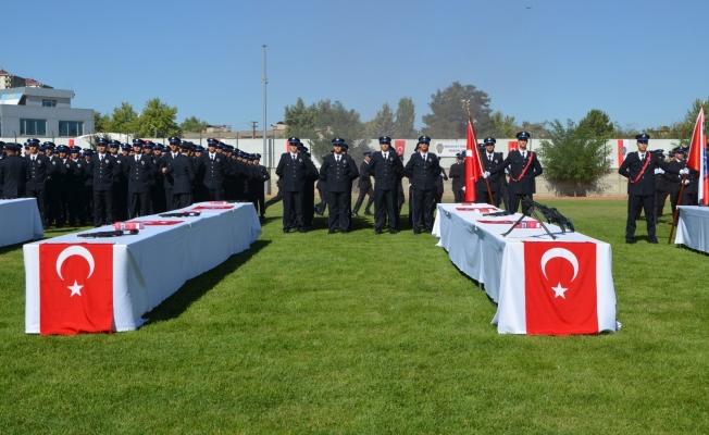 Malatya POMEM'de mezuniyet heyecanı