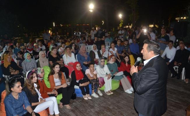 Milletvekili Fendoğlu gençlerle bir araya geldi