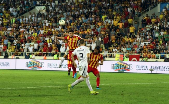 Yeni Malatyaspor Avrupa'ya veda etti!
