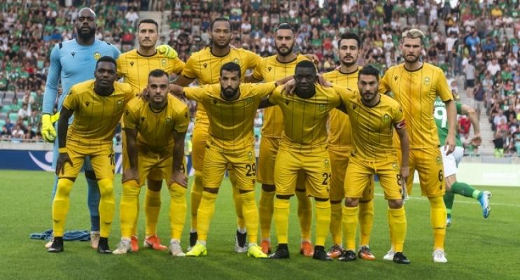 Yeni Malatyaspor tur biletini kaptı!