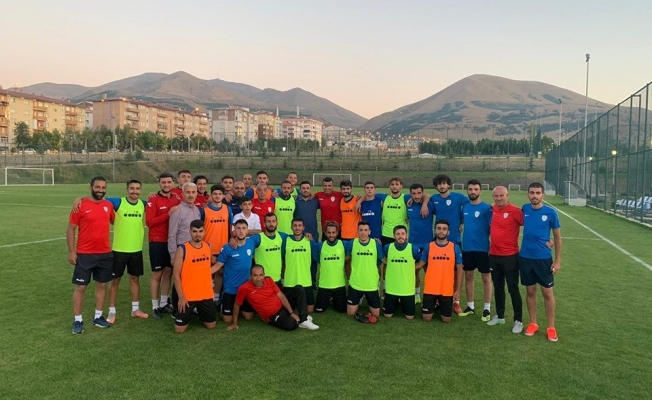 Yeşilyurt Belediyespor hazırlık maçında 3-1 galip geldi!