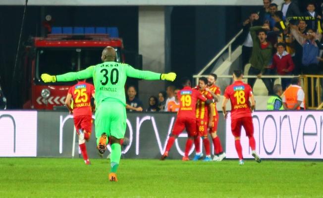 B. Yeni Malatyaspor'u Guilherme sırtlıyor