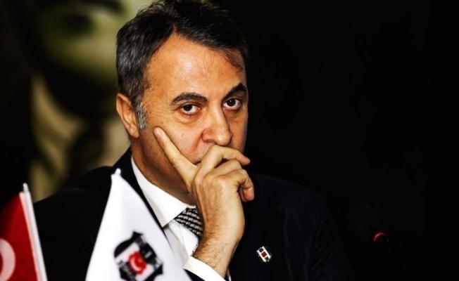 Beşiktaş'ta Fikret Orman depremi! İstifa etti!
