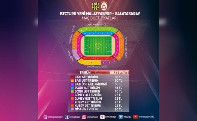 BYMS - GS maçının biletleri satışa sunuluyor