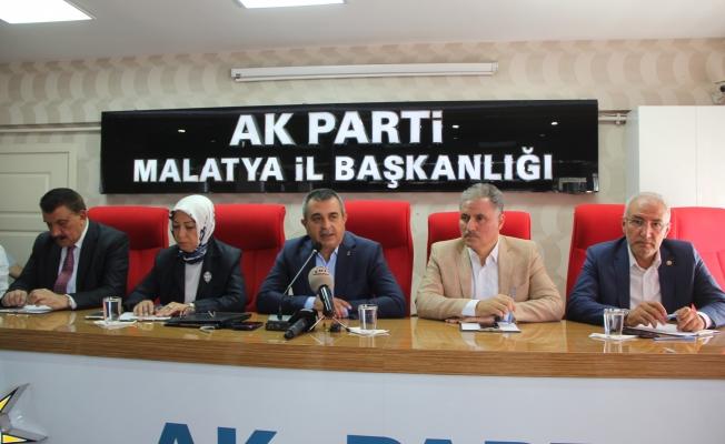 Cumhurbaşkanı Erdoğan 8 Eylül'de Malatya'ya geliyor!