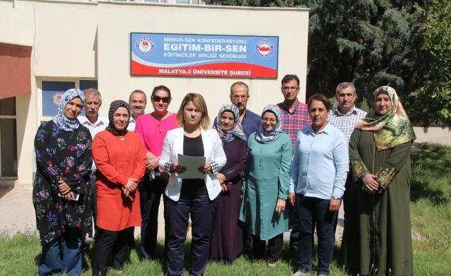 Eğitim Bir Sen'li kadınlardan, Diyarbakır'daki annelere destek