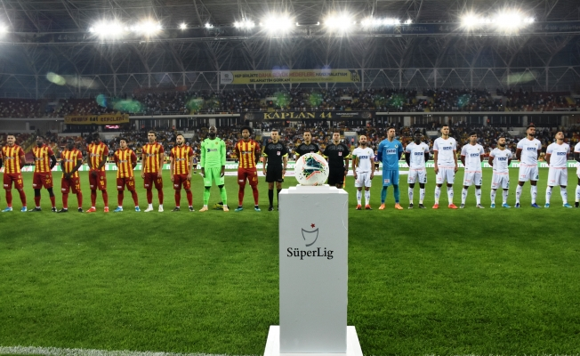 Kaplan kendi evinde Alanyaspor'a 3-2 mağlup oldu!