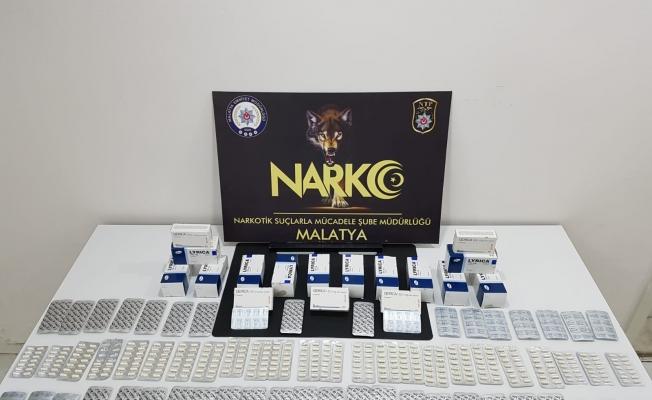 Malatya'da uyuşturucu operasyonu: 10 tutuklama!