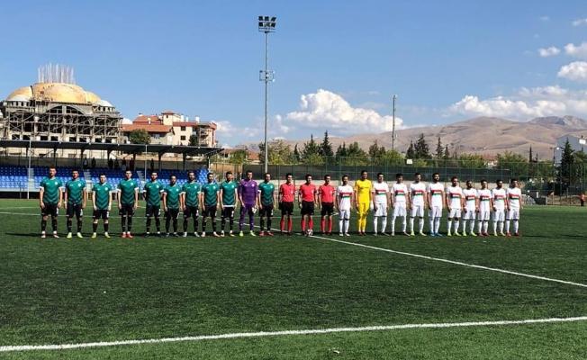 Malatya Yeşilyurt Belediyespor sezona yenilgiyle başladı