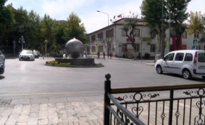 """Malatya'ya yeni bir """"Şehir Meydanı ve Tören Alanı"""" yapılıyor..."""