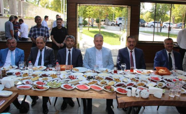 Milletvekili Çakır ve Başkan Gürkan sorunları birlikte dinledi!
