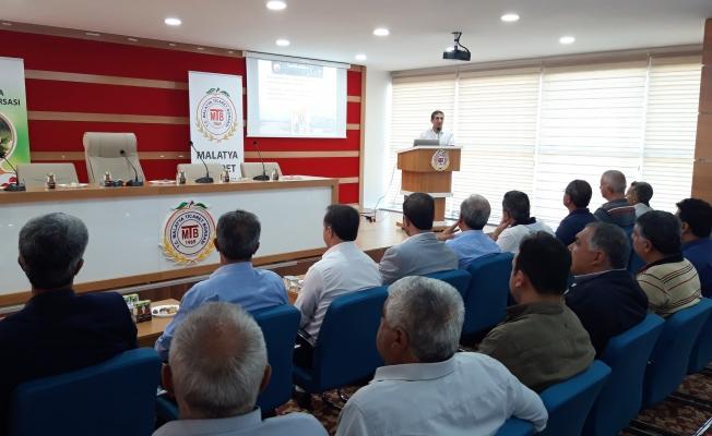 MTB'de 13. etap kırsal kalkınma programı düzenlendi