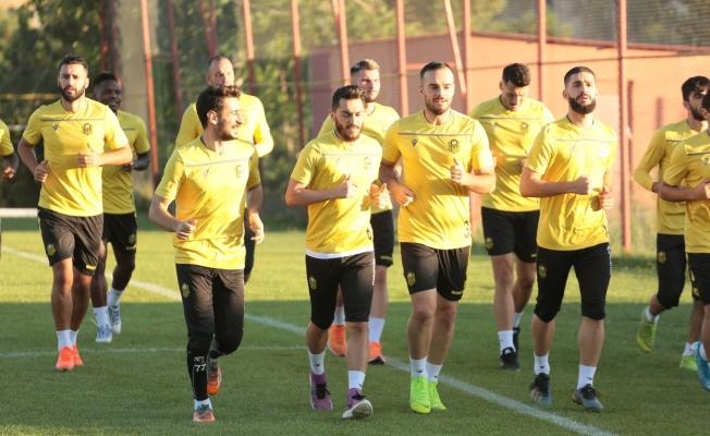 Yeni Malatyaspor, Ankaragücü maçı hazırlıklarını sürüyor