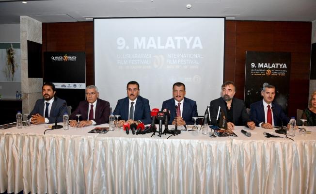 Malatya Uluslararası Film Festivali'nin tanıtım toplantısı gerçekleştirildi