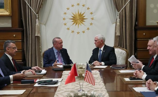 ABD ile Türkiye anlaştı! Ateşkes olacak, PKK/YPG geri çekilecek…