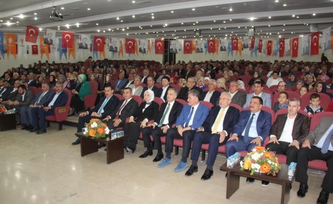 AK Parti, genişletilmiş il divan toplantısını gerçekleştirdi!