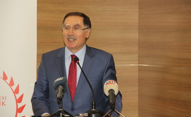 Başdenetçi Malkoç, 'Adalet, Ombudsmanlık ve Üniversiteler' konferansında konuştu