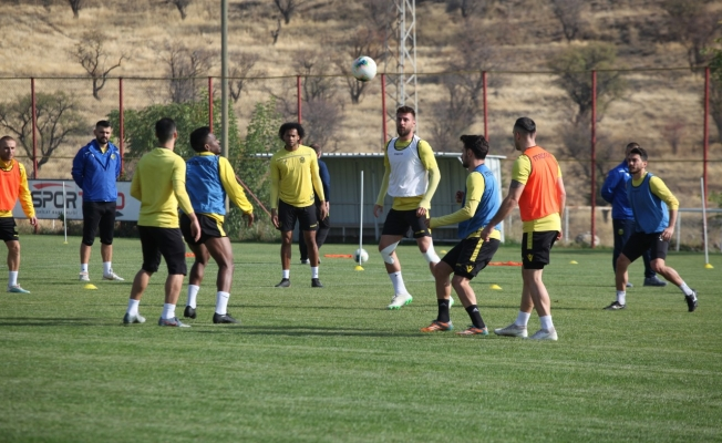 BYMS, Kayserispor maçı hazırlıklarına başladı