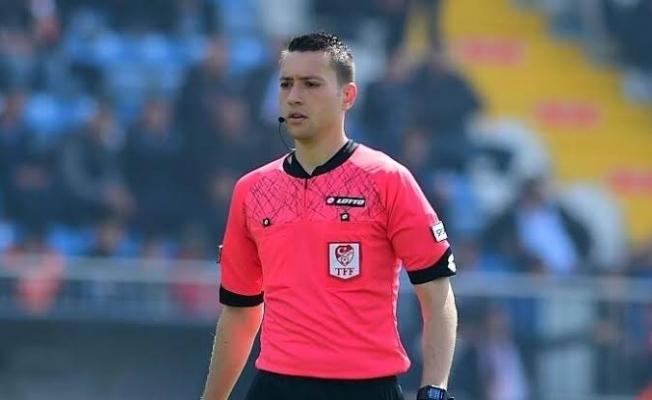 BYMS-Kayserispor maçını Zorbay Küçük yönetecek!