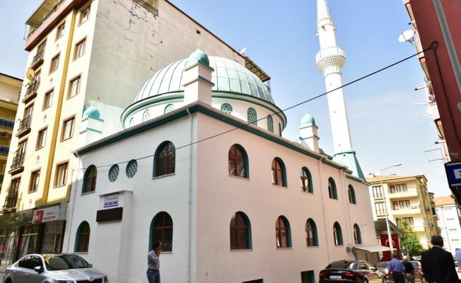 Hacı Abdi Cami ibadete açıldı...
