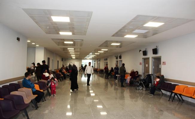 Kadın Doğum ve Çocuk Hastanesi artık yeni yerinde!