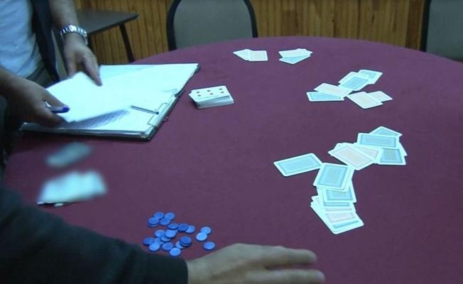 Kumar oynayan 38 kişiye ceza yağdı