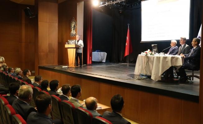 Malatya 4. İl Koordinasyon Kurulu toplantısında yatırımlar ele alındı...