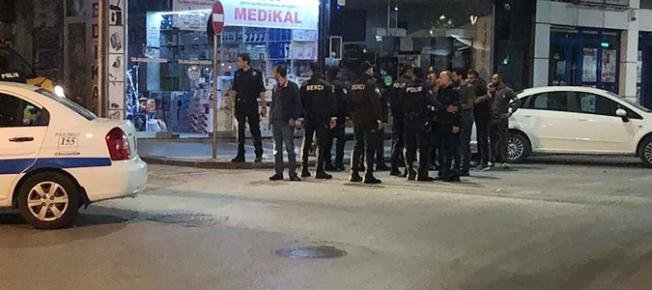 Malatya'da tacizciyi linçten polis kurtardı