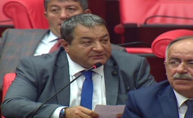 Milletvekili Mehmet Fendoğlu'ndan soru önergesi...