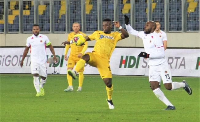 BtcTürk Yeni Malatyaspor Ankara deplasmanından 3-3 beraberlikle ayrıldı!
