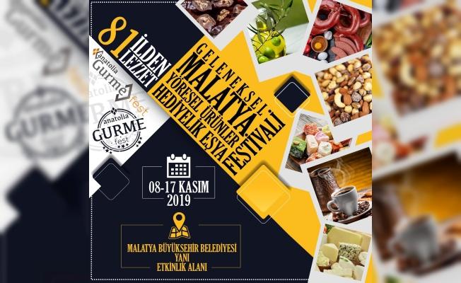 Festival 8 Kasım'da Malatyalılara kapılarını açıyor