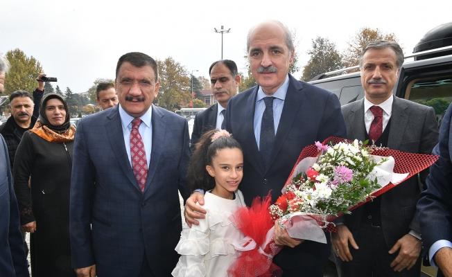 """""""Malatya ve Malatyalılar her türlü güzel hizmeti hakkediyor"""""""