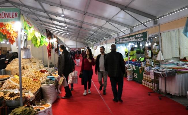 'Yöresel Ürünler ve Hediyelik Eşya Festivali' 17 Kasım'a kadar Malatyalıların ziyaretine açık