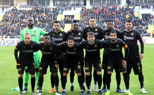 BtcTürk Yeni Malatyaspor 7 hafta sonra kaybetti