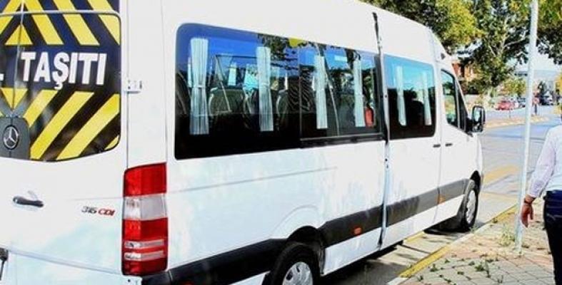 Malatya'da feci kaza! 12 yaşındaki öğrenci servisinin altında kaldı!..