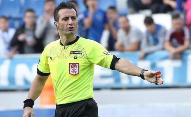 Suat Arslanboğa, ZTK maçında görev yapacak